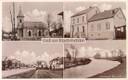 Kaple, škola, místní komunikace, řeka Odra